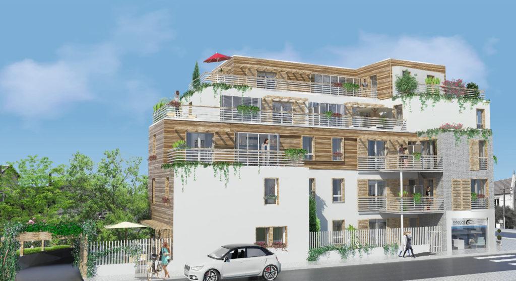 29 Appartements neufs Bondy